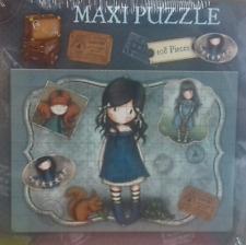 Gorjuss Maxi Puzzle You brought me love da 108 pezzi NUOVO DA NEGOZIO