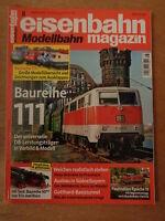 eisenbahn Modellbahn magazin Nr.8 August 2016