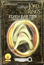 The Lord of the Rings Elven Ear Tips Elf Ears Halloween Costume Accessory 2221