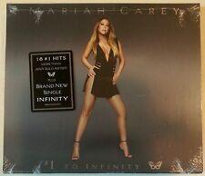 #1 TO INFINITY [Hits+Bonus Track] by MARIAH CAREY (CD, 2015-Epic-USA) BRAND NEW!
