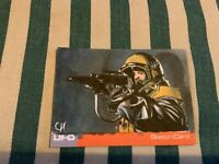 GERRY ANDERSON UFO CHRIS HENDERSON SKETCH CARD UNSTOPPABLE SK1 SURVIVAL