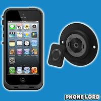 Genuine Lifeproof iPhone SE 5 5S Fre case and Multi Purpose Black waterproof