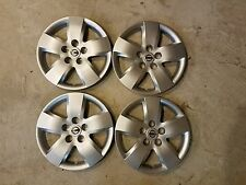 """Set of 4 New 2007 2008 Altima 16"""" Wheel Covers Hubcaps 53076 Free Shipping"""
