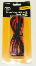 New Fluke TL221 Suregrip + Silicone Test Lead Extension Kit