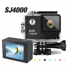 SJ4000 Waterproof Bike Motorcycle Helmet Cam Sports Action Camera DV Camcorder