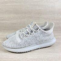 Adidas Originals Men's Tubular Shadow Knit Light Tan/ Brown BB8824 Size 13 Shoe