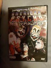 Insane Clown Posse ICP American Psycho Tour Documentary DVD video