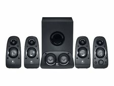 Logitech Z506 5.1 Surround Sound Speaker System Great