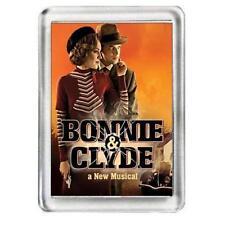 Bonnie & Clyde. The Musical. Fridge Magnet.