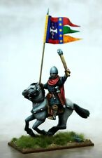 SWBB02 SN06 NORMAN WAR BANNER AND BEARER Gripping Beast Saga 28mm