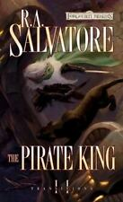 Legend of Drizzt #21/Transitions #2: The Pirate King by R. A. Salvatore (MM PB)