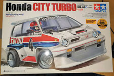 Tamiya 1/10 RC Honda City Turbo WR-02C neuve