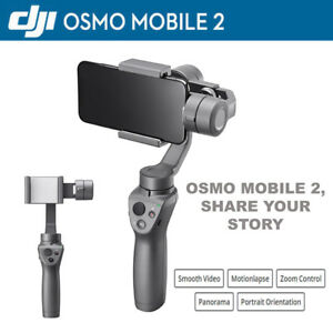 DJI Osmo Mobile 2 3-Axis Handheld Stabilizer Gimbal For iPhone Android Phone