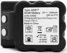 AdirPro Leica GEB77 Compatable NiMH Battery TPS1000 TC400 TC905 Total Station