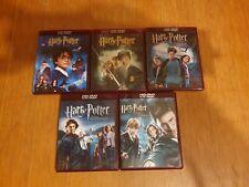 HD DVD Harry Potter Collection 1-5 , 6 Discs Deutsch