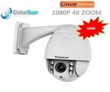 Vstarcam C34S-X4 1080P Full HD Optical 4X Zoom PTZ Network Camera(Outdoor)