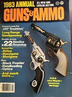 1983 Guns & Ammo Annual Edition, Potent Loads For .38 Snubbies