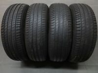 4x Sommerreifen Michelin Primacy 3 215/65 R17 99V / 6,2-6,5 mm DOT: 2416