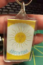 Highlights Magazine Top Secret Adventures Argentina Keychain - Sun