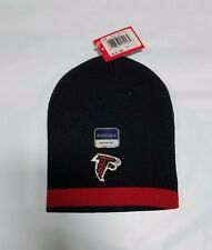 Atlanta Falcons Knit Beanie Winter Hat Toque Skull Cap NEW Black Red Reversible