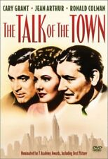 The Talk of the Town [New DVD] Subtitled