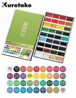 Kuretake Gansai Tambi 36 Color Japanese Traditional Water Color Set