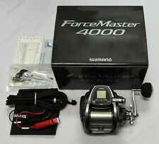 Shimano Force Master 4000  Big GAME Electric Reel From Japan
