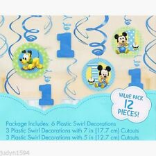 Unbranded Mickey Mouse Party Hanging Decorations
