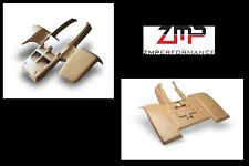 NEW YAMAHA BANSHEE YFZ350 DESERT SAND PLASTIC STANDARD FRONT AND REAR FENDER SET