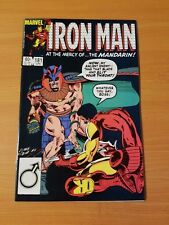 The Invincible Iron Man #181 ~ NEAR MINT NM ~ (1984, Marvel Comics)