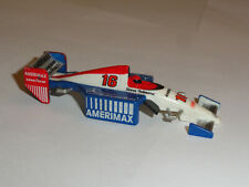 TOMY AFX F1 MERCEDES-BENZ AMERIMAX SUPER G+ HO SLOT BODY IN NICE USED CONDITION