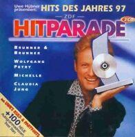 Hitparade im ZDF '97-Hits des Jahres (40 tracks) Wolfgang Petry, Julian.. [2 CD]