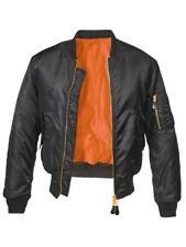 Brandit Herren Jacke MA1 Jacket Bomberjacke