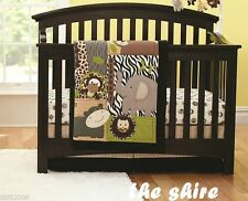 Baby Bedding Cot Quilt Set 9pcs
