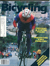 Bicycling Magazine July 1979 Touring America's Perimeter VGEX 061416jhe