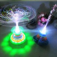 Toys for Kids Spinning Top Gyro Spinner Laser LED Music Lights Boys Children Gif