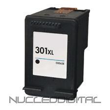 1 COMPATIBLE HP 301 XL HP 301XL CH563EE CH563 NEGRO DESKJET 2510 3052 3054 1510