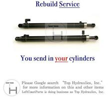 Rebuild Service for your Audi TT Convertible Top Hydraulic Cylinder 3yr wty