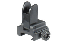 UTG Low Profile Flip-up Front Sight with A2 Square Post Assembly  # MNT-751L