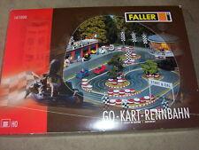 FALLER 141000 Go-kart-rennbahn 1/87 Spur H0