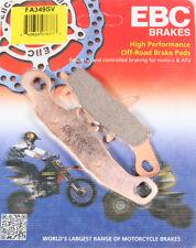 EBC BRAKE PADS Fits: Kawasaki KVF650 Brute Force 4x4 [SRA],KFX700,KVF700 Prairie
