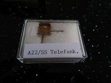 Telefunken A 22 SS  Abtastnadel Stylus  Nachbau Replica