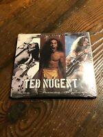 TED NUGENT-TRIPLE FEATURE- 3 CD -NEW SEALED HARD ROCK