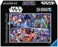 Ravensburger 17827 Star Wars Galaktische Zeitreise 18000 Teile Puzzle