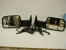 Factory OEM Genuine MOPAR Extending Tow Towing Mirror Set Left and Right *NEW*