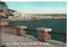 190151 NAPOLI CITTÀ - BAGNOLI  Cartolina FOTOGRAFICA viaggiata