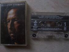 ERIC CLAPTON  - JOURNEYMAN -  album ( Cassette Tape  )