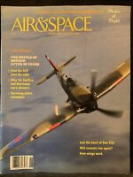 Air & Space Smithsonian Aviation Magazine June July 1990