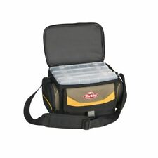 Porta Artificiali da Pesca Berkley System Bag Yellow Spinning Mare Fiume