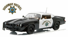 GREENLIGHT 1:18 1979 CHEVROLET CAMARO Z28 CALIFORNIA HIGHWAY PATROL CHP 12964